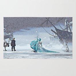 Frozen - A Sister's Sacrifice Rug