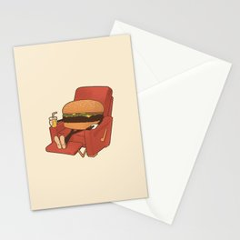 Lunch Break. Stationery Cards