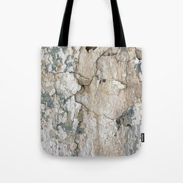 White Decay IV Tote Bag