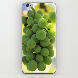 Summer Grapes iPhone Skin