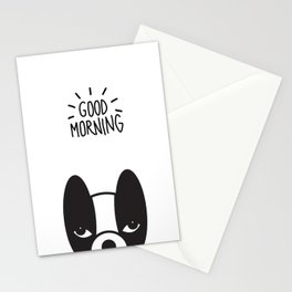 Good morning Coco Stationery Cards