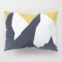 Mountains Pillow Sham