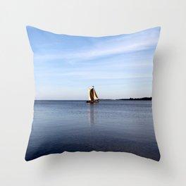 nida Throw Pillow