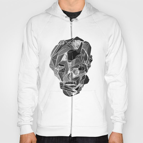 Death gives no reason Hoody
