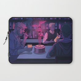 Tomorrow is Promised to No One Laptop Sleeve