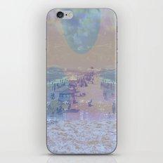 washed up iPhone & iPod Skin
