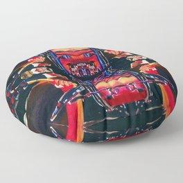 XU2 Fire L Floor Pillow