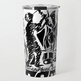 All that Jazz - 01 Travel Mug