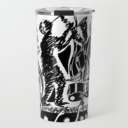 All that Jazz - 01 Travel Mug