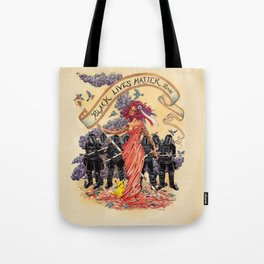 Black Lives Matter: Summer 2016 Tote Bag