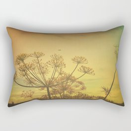 Summer Enchantment Rectangular Pillow