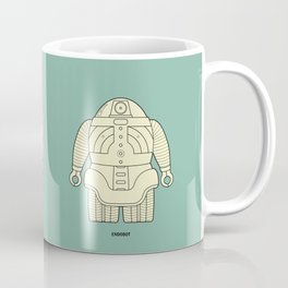 Botty Types Coffee Mug