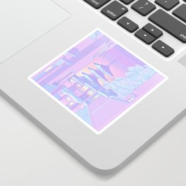 Pastel Memories Sticker