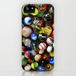 Vintage Marbles iPhone Case
