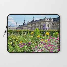 Tuileries Garden at the Louvre Laptop Sleeve