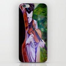 Levon Helm iPhone & iPod Skin