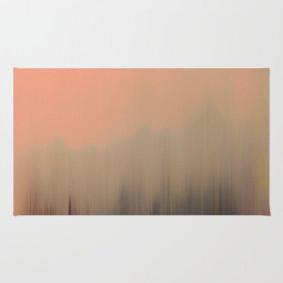 Empty Fog Rug