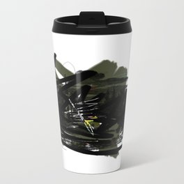 They had both seen the future. And it did not look bright. Metal Travel Mug
