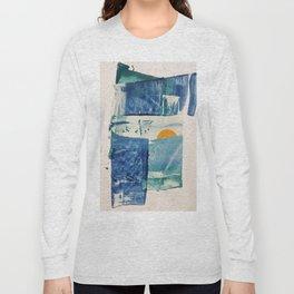 The Mid-April Sunrise Long Sleeve T-shirt
