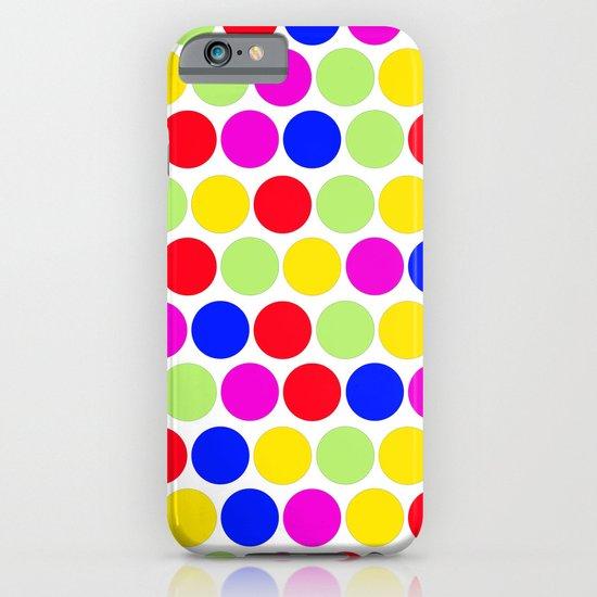 Polka dot, Colors set 1 iPhone & iPod Case