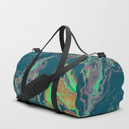 Electric Forest Duffle Bag