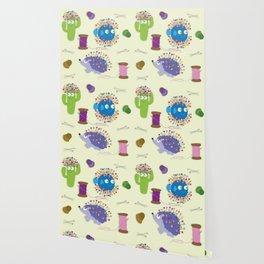 Sew Happy Wallpaper