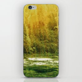 Forest Light iPhone Skin