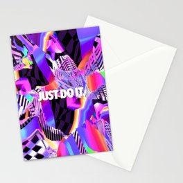 Just Do It 2 Stationery Cards