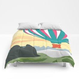 Globo Comforters