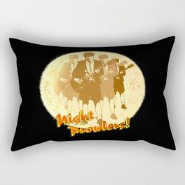Night Prowlers! Rectangular Pillow