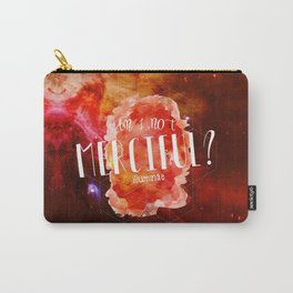 Am I Not Merciful (Illuminae) Carry-All Pouch