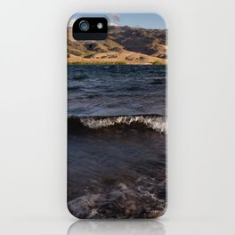 Lake Dunstan iPhone Case