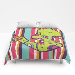 Flower Snake© Comforters