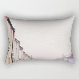 The Fog Rectangular Pillow