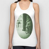 jewish Tank Tops featuring Break Time by Brown Eyed Lady