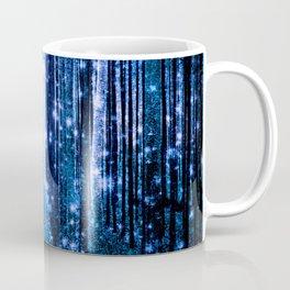 Magical Forest Bluest Blue Coffee Mug