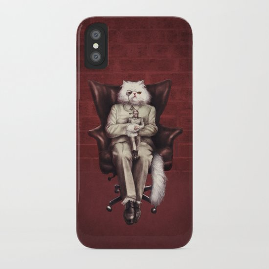 You Only Live Nine Times iPhone Case