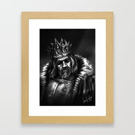 Old King Cole Framed Art Print