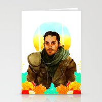 mad max Stationery Cards featuring Mad Max by chazstity