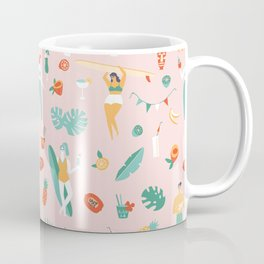 Beach party Coffee Mug