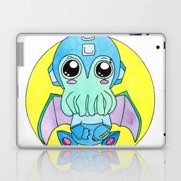 Megaman Cute-thulu Laptop & iPad Skin