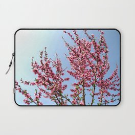 peach blossom Laptop Sleeve