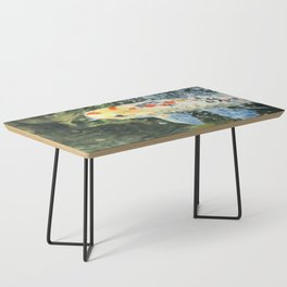 Lucky Bubbles by Teresa Thompson Coffee Table