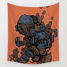 Fistacuffs! Wall Tapestry