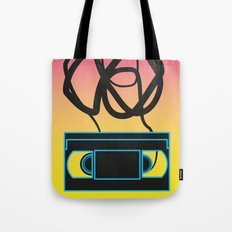 80's problems: VHS Tote Bag
