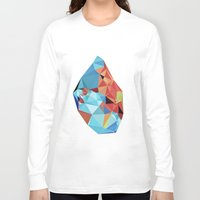 peace Long Sleeve T-shirts featuring inner peace by contemporary