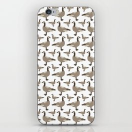 A Gaggle of Geese iPhone Skin