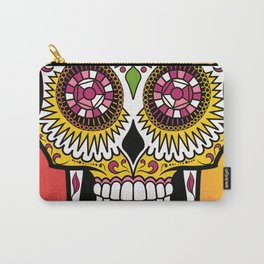 Sugar skull #2 Carry-All Pouch