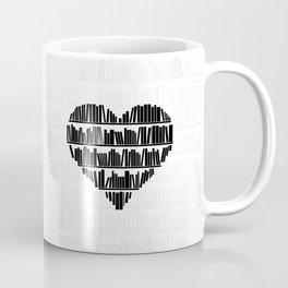 Book Lover II Coffee Mug