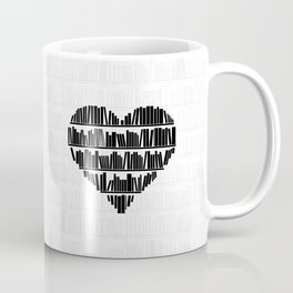 Book Lover II Kaffeebecher